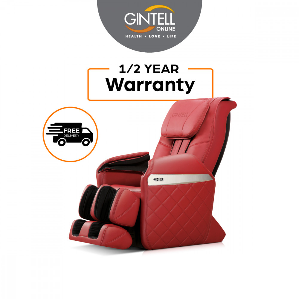 GINTELL DeVano Massage Chair (Showroom Unit)
