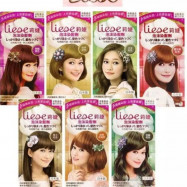 image of Liese bubble hair colouring