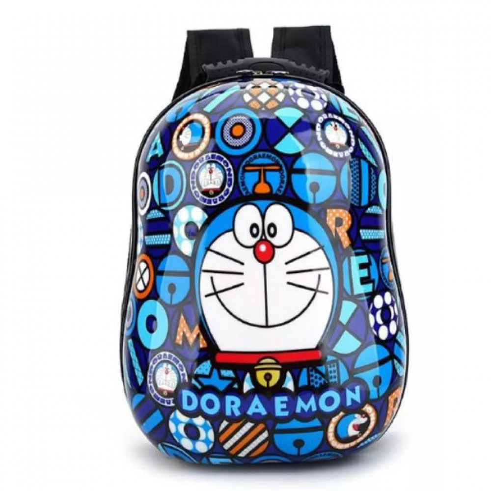 Doraemon/kitty kid 13inch egg hard case abs shell beg/school beg