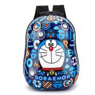 image of Doraemon/kitty kid 13inch egg hard case abs shell beg/school beg
