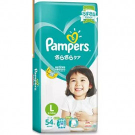 image of Pampers baby dry taped diaper