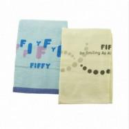 image of FIFFY TWIN pack Baby Bath Towel (2pcs) random colour