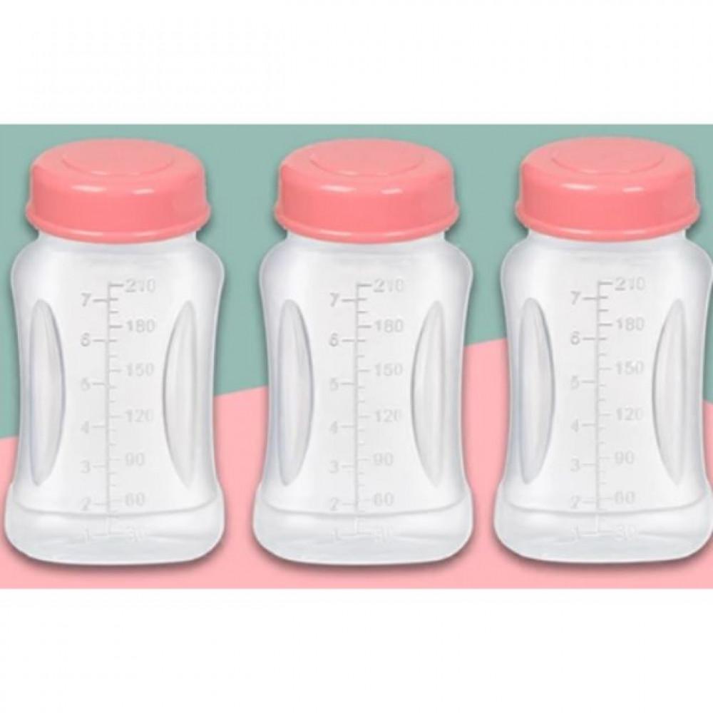Breastmilk Storage Bottles 7oz*3unit