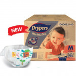 Drypers Wee Wee Dry (ready stock)