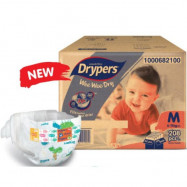image of Drypers Wee Wee Dry (ready stock)