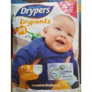 image of Drypantz m4 travel pack