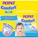 PetPet Comfort Tape Mega Pack L50/XL40