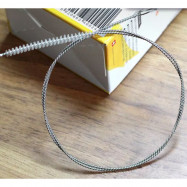 image of Ezbm breastpump tube brush/ straw brush 70cm