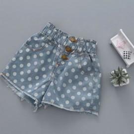 image of ezbm kids jeans pants/ short pants