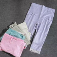 image of EZBM Maternity 3/4 pants