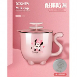 image of Disney milk Cup stainless steel