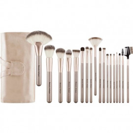 image of Beauty artisan makeup tools brushes (18Pcs)