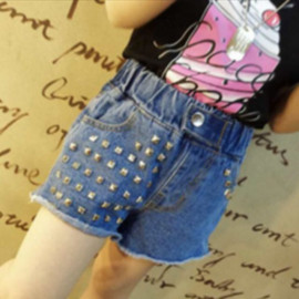 image of Kids jeans short pant