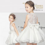 Kids beauty dress/princess dress