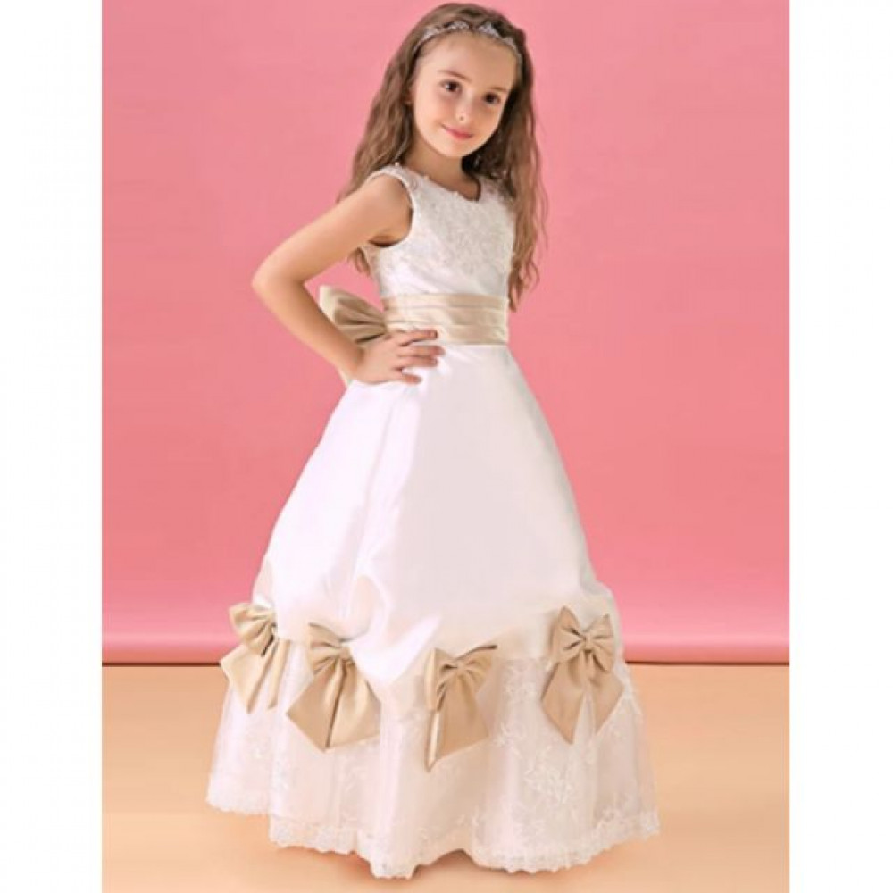 Kids dinner fashion dress