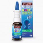 BETADINE KIDS 1+ COLD DEFENCE NASAL SPRAY 20 ML (EXP 12/2020)