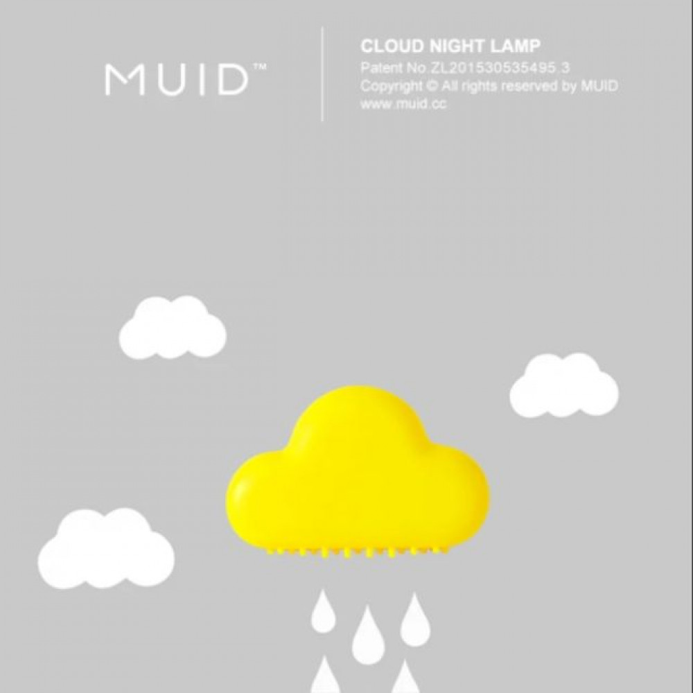 Cloud night lamp/ voice control
