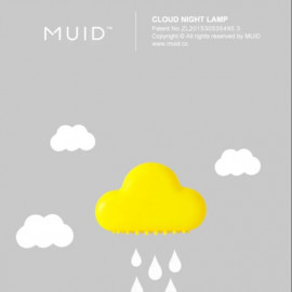 image of Cloud night lamp/ voice control