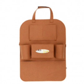 image of Car Backseat Organizer food storage bag