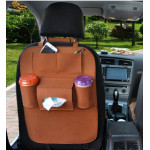Car Backseat Organizer food storage bag