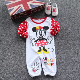 image of Ezbm kids disney romper