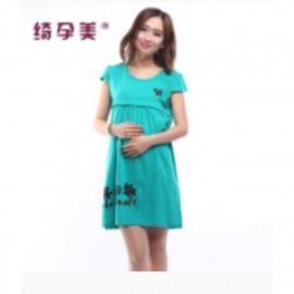 image of EZBM Maternity /nursing dress
