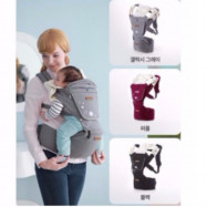 image of Korea hip seat baby carrier