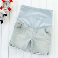 image of EZBM Maternity jeans short pants