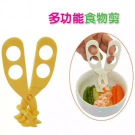 image of EZBM baby food scissor