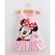 image of Ezbm kids minnie dress /kids wear