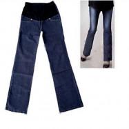 image of EZBM maternity jeans long pants