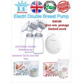 image of Real bubee breastpump package (ready stock)