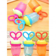 image of EZBM baby Food feeder With handle