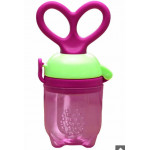 EZBM baby Food feeder With handle