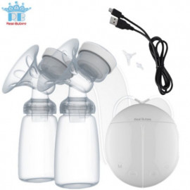 image of REAL BUBEE double breastpump (ready stock)