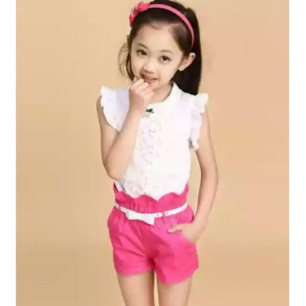 EZBM girl kids wear