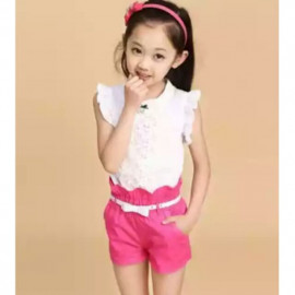 image of EZBM girl kids wear
