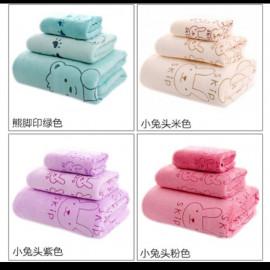 image of EZBM Baby towel set