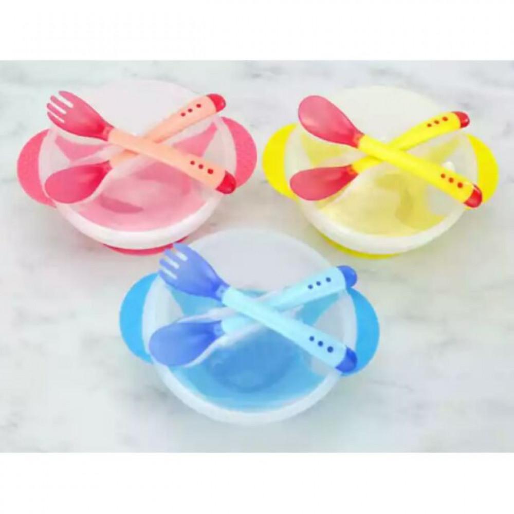 EZBM baby bowl with sucker set