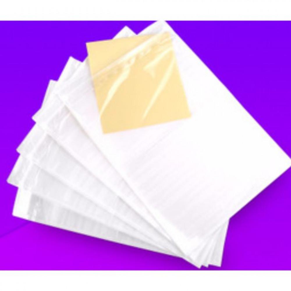 Whole Glue Courier Bag Address Pocket