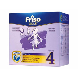image of Friso gold step 4 1.2kg