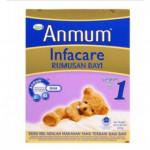 ANMUM INFACARE STEP 1 (0 - 12 MONTHS) MILK POWDER 650g