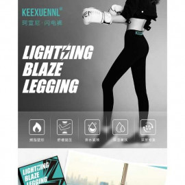 image of Original KEEXUENNL Lightning Blaze Legging .   100% 正品珂宣尼5倍塑身闪电裤