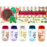 image of (Sales)Milk Planet Breastmilk Storage Bottles (10pcs)