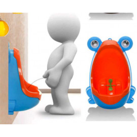 image of Boy Kids Baby Toilet training /pottyTraining Children Potty Pee Urine
