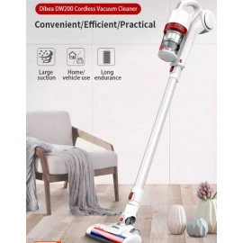 image of Dibea DW200 2in1  Handheld Cordless Vacuum Cleaner vertical cyclone