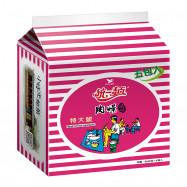 image of 統一肉燥麵 (5包入)