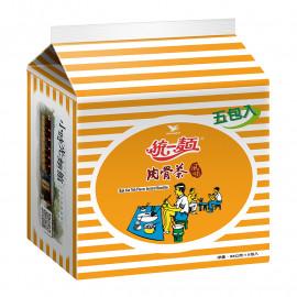 image of 統一肉骨茶(5包入)