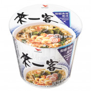 image of 來一客-鮮蝦魚板麵(3杯入)