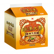 image of 滿漢大餐蔥燒牛肉(袋) 187g Man Han Scallion Beef (Pack) 187g
